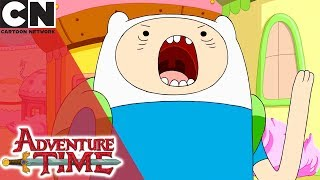 Adventure Time | Top 10 Jaw-Dropping Moments | Cartoon Network