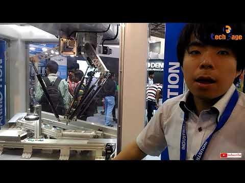 Automation expo 2017 Bombay exhibition centre India