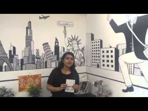 Study Abroad   Pooja Visa interview