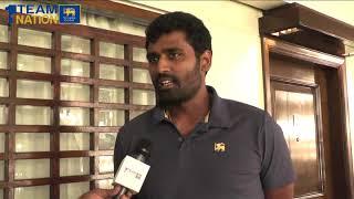 Sri Lanka National Team led by Thisara Perera arrived in Lahore