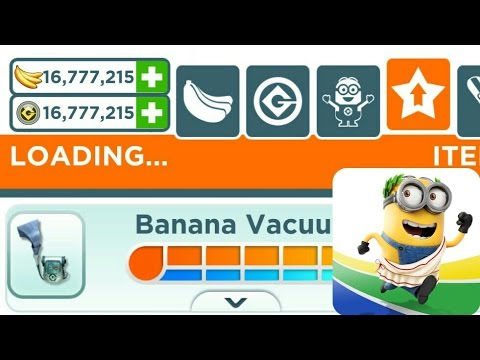 Minion Rush 3 9 0l Hack/MOD APK (UNLIMITED TOKENS+BANANAS)