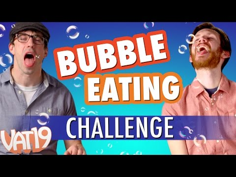 Edible Bubbles Challenge: Delicious or Disgusting?