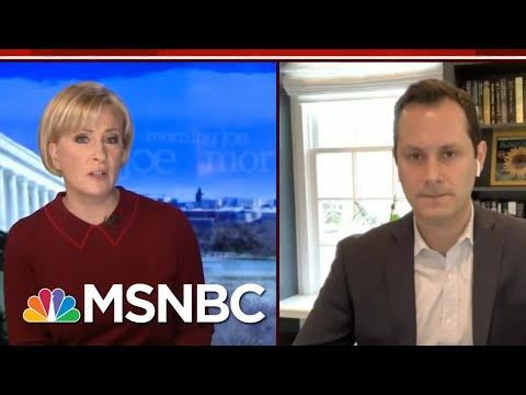 Rattner: Here's Why The Minimum Wage Needs A Boost   Morning Joe   MSNBC