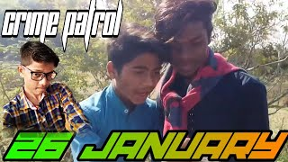 Round 2hell😀😀😀Crime patrol🤔🤔🤔New MUST FUNNY VIDEO👮👮👮