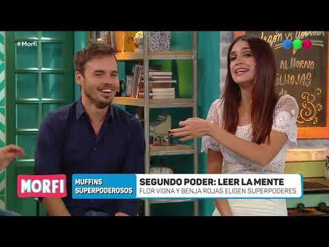 ¿Qué pasa entre Flor Vigna y Bradley Cooper? - Morfi