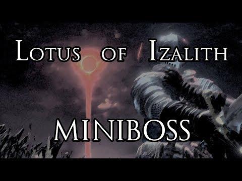 Lotus Of Izalith - Epic Dark Souls III Cheat Engine Hacker Miniboss