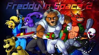 FLASHBACKI Z 'FNaF WORLD' | Freddy in Space 2 #1