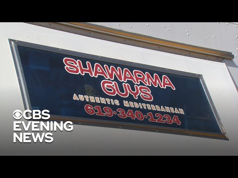 Shawarma food truck named Yelp's top place to eat