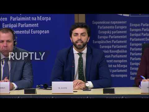 Belgium: New Far-right 'Identity And Democracy' EP Group Unveiled In Brussels