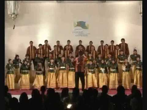 toki tifa - PSM UNDIP - Diponegoro University Choir @ FPS ITB XXII (High Quality)