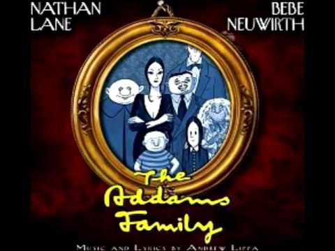 Addams family theme, Overture, When you're an Addams