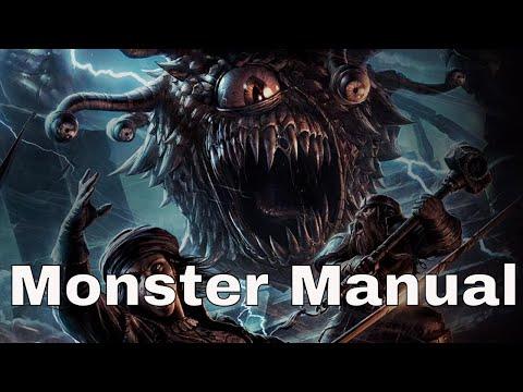 Du0026D (5e): Monster Manual Review