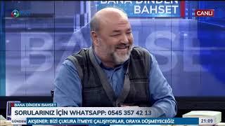 Bana Dinden Bahset İhsan Eliaçık 1 Mart 2019 KRT TV