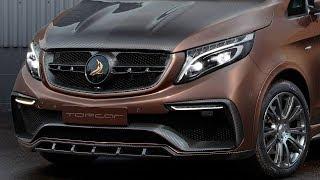 видео Тюнинг Mercedes-Benz V-Class Inferno от TopCar