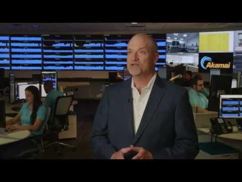 Security Operation Center | Video: Inside Akamai's SOC
