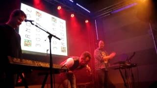Candide - Kalla Vindar (Live @ Brewhouse, Gothenburg 2013-01-11)