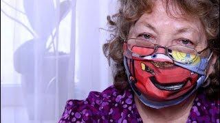 как сшить медицинскую маску из ткани / Многоразовая маска своими руками/ medical mask