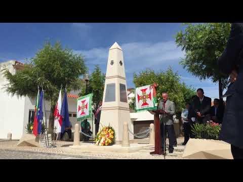 Homenagem aos Combatentes  - Serro Ventoso 2017