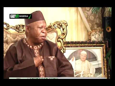 The Sunday Interview   Get to Know Prince Abubakar Audu