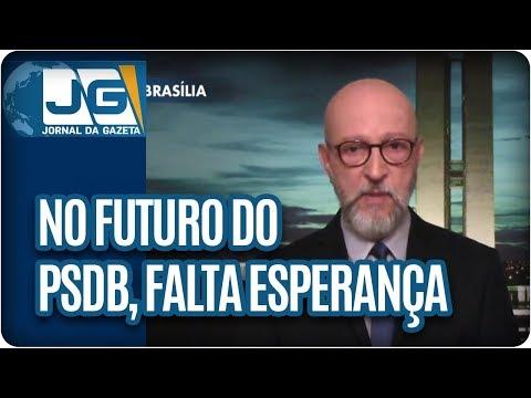 Josias de Souza / No futuro do PSDB, falta esperança