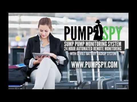 PumpSpy Sump Pump Monitoring System