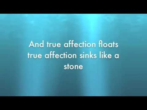 True Affection- The Blow Lyrics