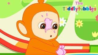 Teletubbies ★ NEW Tiddlytubbies Cartoon Series! ★ Episode 3: Tubby Custard ★ Cartoons for Kids