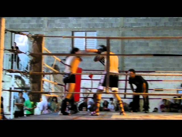 Pelea Kick Boxing cordoba .avi Videos De Viajes