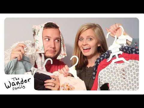 ADORABLE BABY CLOTHES HAUL!!