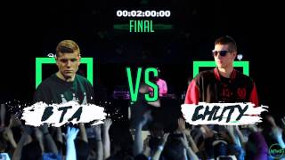 CHUTY VS BTA - Final - Most Wanted Spain (OFICIAL)