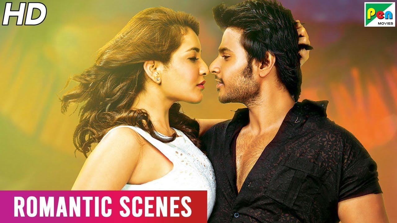 Download Sundeep Kishan & Rashi Khanna Best Romantic Scenes | Izzat Ke Khatir (Joru) Hindi Dubbed Movie