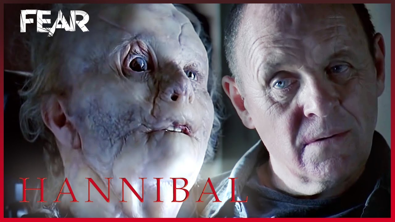 Download Mason Verger and Hannibal Come Face To Face | Hannibal (2001)