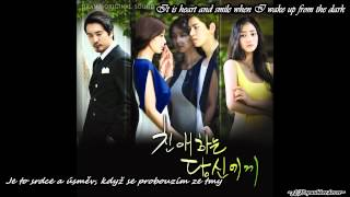 Ernest & Jo Ha Rang - Because Of You (Czech sub + english) (OST Dea...