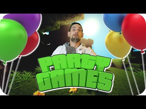 Minecraft Party Game With PHO3N1X