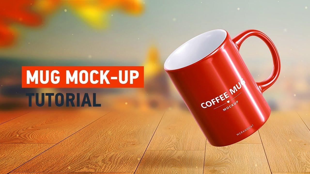 mug mock up tutorial
