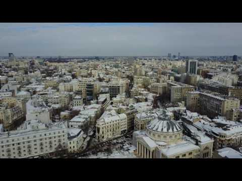 București 2017 aerial demo reel