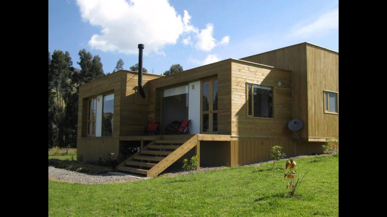 Casas en madera colombia taller de ensamble youtube - Youtube casas de madera ...