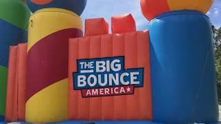 Big Bounce America comes to Orlando, Florida
