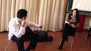 Паника у студента перед экзаменом