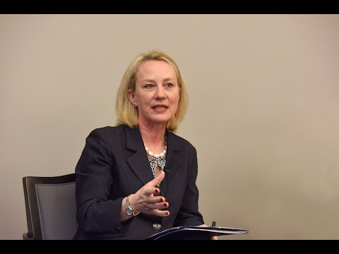 Ambassador Alice Wells on Barriers to Peace in Afghanistan