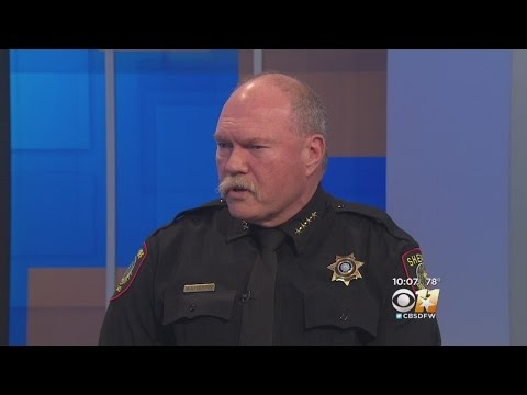 Tarrant County Sheriff Discusses 'Sanctuary City' Ban In Texas