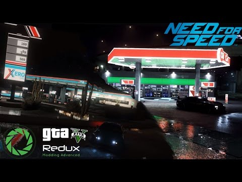 Nfs redux | NFS Most Wanted REDUX 2018  2019-04-12