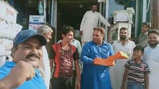 Nawaz sharif, Maryam Nawaz welcomed by Pakistan(15)