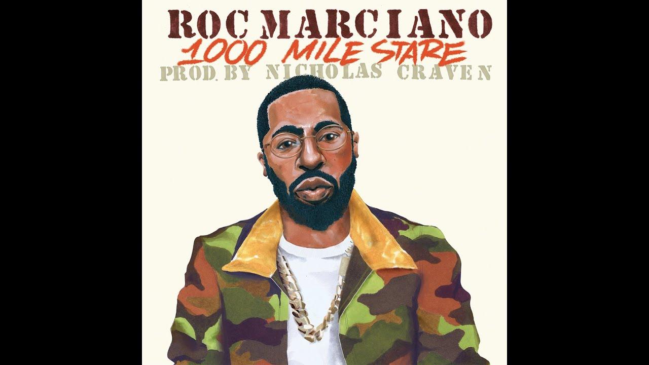 Nicholas Craven - 1000 Mile Stare (Feat. Roc Marciano)