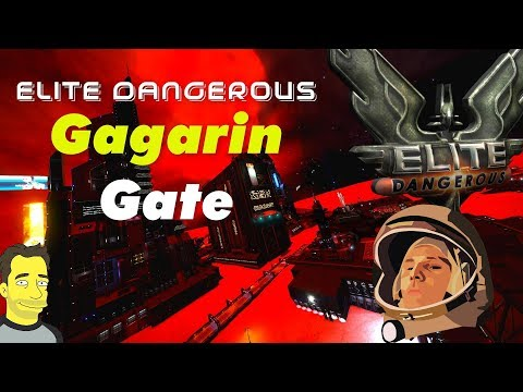 Elite: Dangerous Horizons - Gagarin Gate - The Road to Colonia