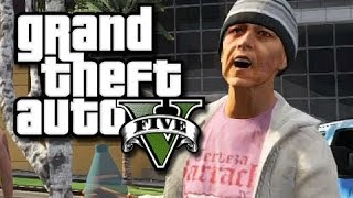 gta 5 online funny moments crazy wtf launch glitch and more