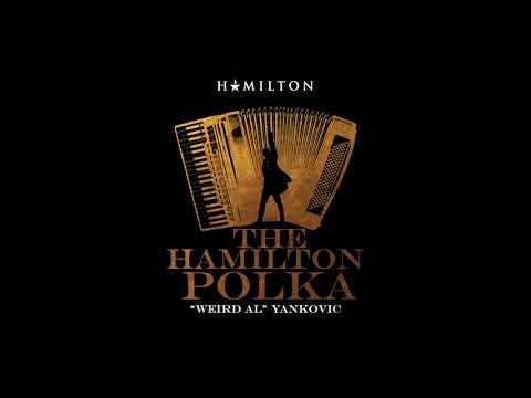 'The Hamilton Polka'  Weird Al Yankovic