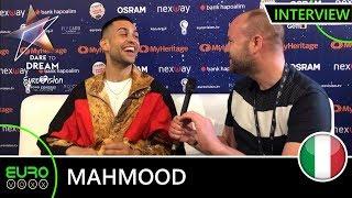 ITALY EUROVISION 2019 : Mahmood - 'Soldi' (INTERVIEW) | Tel Aviv 2019
