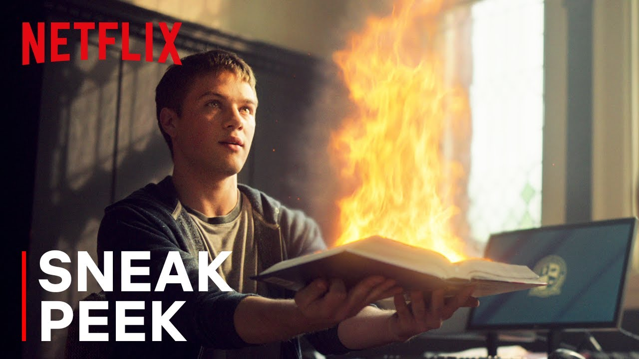 Locke & Key | Sneak Peek | Netflix