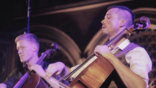 London Cello Quartet - Radiohead - Burn The Witch (cover) - with Ruth Corey